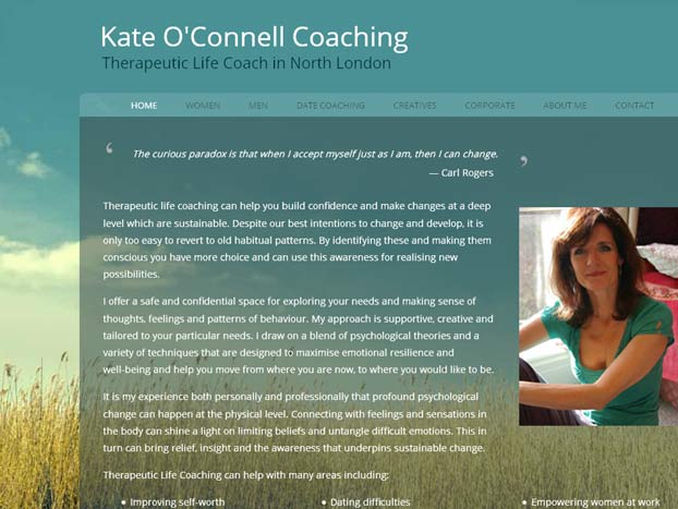 Kate O'ConnellCoaching