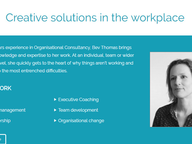 Bev Thomas ConsultingOrganisational Psychologist