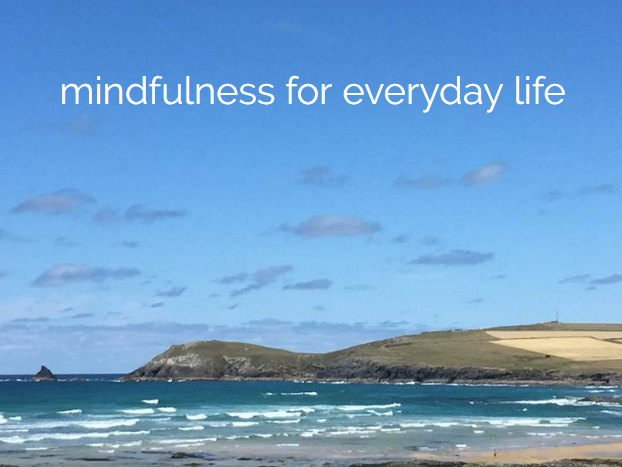 With Mindfulness
